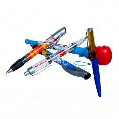 Ручки с видами города