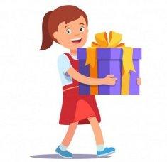 Подарки для девочки