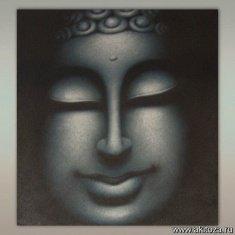 Картина 70х90 см Будда В АССОРТИМЕНТЕ (холст, масло)
