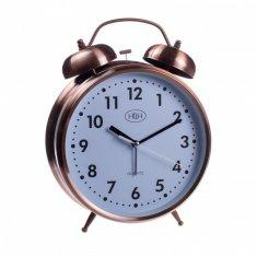 Часы - будильник (медь) 30 см.  d=20 см.