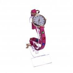 Часы Fashion женские d=3 см. круглые (цвета в ассорт.)