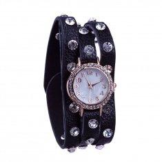 Часы Винтажные женские d=3 см. круглые (цвета в ассорт.)