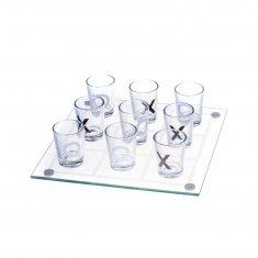Крестики-Нолики стекло (22x22 см.)