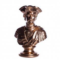 Статуэтка бюст Петр I