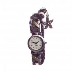 Часы Винтажные женские d=2,5 см. круглые (цвета в ассорт.)