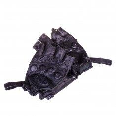 Перчатки с защитой (кожа)
