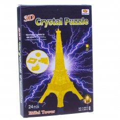 Пазл 3-D Эйфелева башня (цвета в ассортименте)