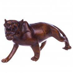 Тигр l=25 см. (дерево суар)