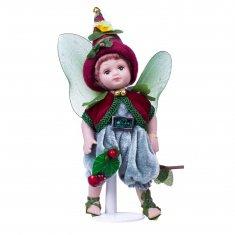 Кукла Лесной Эльф 18 см (керам.)(кор.48 шт.)