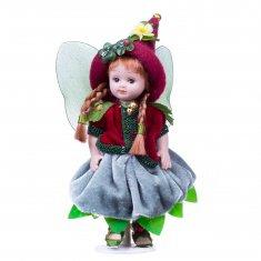 Кукла Лесная Фея 20 см (керам.) (кор.48 шт.)