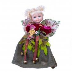 Кукла Лесная Фея 18 см (керам.) (кор.48 шт.)