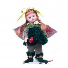 Кукла Лесная Фея 18 см (керам.)(кор.48 шт.)