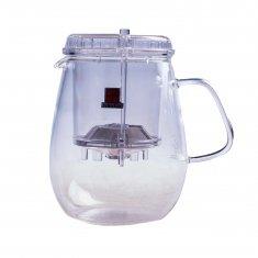 Чайник заварочный Гунфу (типот, изипот) 700 мл (термостекло)