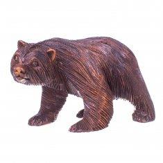 Медведь l=20 см (дерево суар)