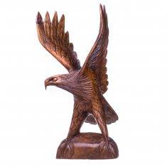 Орёл h=40 см.(дерево суар)