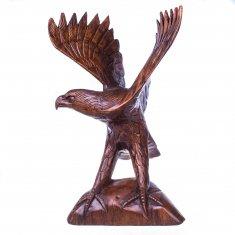 Орёл h=30 см.(дерево суар)