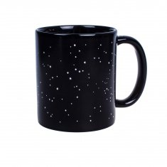 Термочувствительная кружка хамелеон Звездное небо