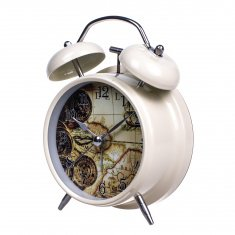 Часы-будильник d=10 см. (кор. 50 шт.)