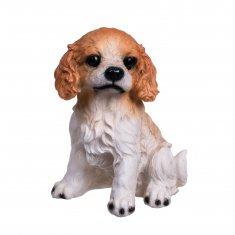Собака 20 см (полистоун)