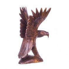 Орёл h=20 см. (дерево суар)