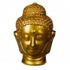 Голова Будды h=27 см. (цвета в ассорт.) (терракота)