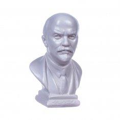 """Статуэтка """"Ленин В. И."""" Средний Белый (гипс)"""