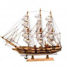 Корабль 40 см. (в ассорт.)(кор. 8 шт.)