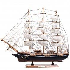 Корабль 60 см. (цвета в ассорт.)