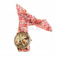 Часы наручные женские d=4 см. круглые (в ассорт.)