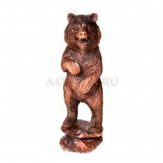 Медведь h=60 см (дерево суар)