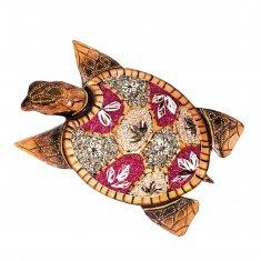 Черепаха 40 см. (ракушки) (в ассорт.)
