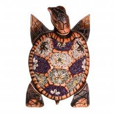 Черепаха 30 см. (ракушки) (в ассорт.)