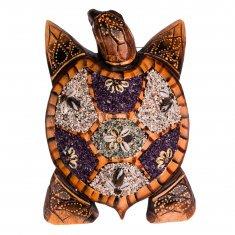 Черепаха 25 см. (ракушки) (в ассорт.)