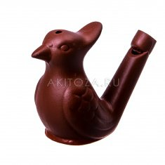 Свисток Птичка Жаворонок 7 см (керамика) (кор. 840 шт.)