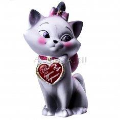"""Копилка """"Кошка Мэри"""" h=24 см. (керамика)"""