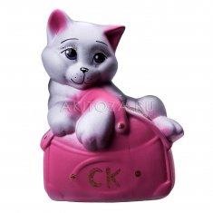 "Копилка ""Кошка Мими в сумочке"" h=20 см (керамика)"