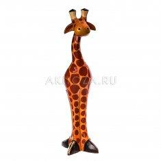 Жираф h=25 см. (дерево)