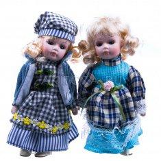 Кукла 20 см  (керам.) (в ассорт.)