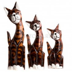 Кошки (набор 3 шт.)