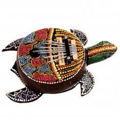 Каримба  Черепаха в точку l=25 см. (цвета в ассорт.)