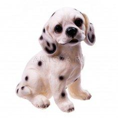 Собака 20 см. (полистоун)