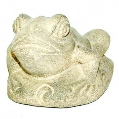 Лягушка h=10 см. (камень)