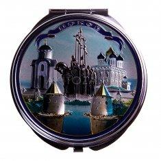 Зеркало 7 см. Псков (кор. 240 шт., упак. 12 шт.)