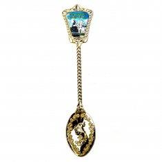 Ложка 15 см. Жар-птица В.Новгород (золото)