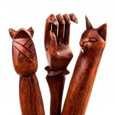 Рука-чесалка