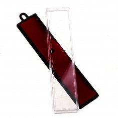 Коробка (пластик.) для сувенирных ложек 3,5х16,5