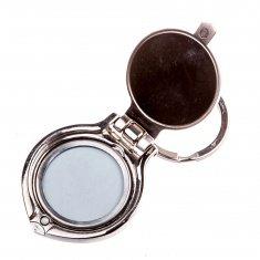 Брелок-рамка под фото с зеркалом (заготовка)