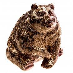 """Статуэтка """"Медведь малый"""" Бронза"""