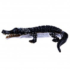 Шкатулка Крокодил