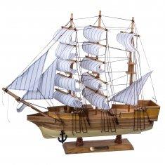 Корабль 45 см. (кор. 8 шт.)